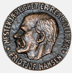 Nansen Medal (2)